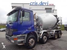camión cisterna gránulos / polvo Mercedes