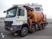 camion pompe à béton occasion