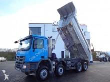 camion Mercedes 4148 8x6 Meiller, Euro 5, Retarder
