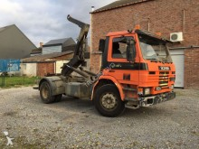 camion multibenna Scania
