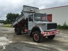 camión volquete Magirus