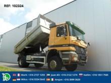 camión Mercedes ACTROS 1831 4X4 DUMPER EPS FULL STEEL
