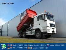 camion MAN TGS26.480 MANUAL HUB REDUCTION EURO 4