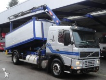 camion Volvo FM 7 - 250 / Steel springs / PM 8t/m / Tipper