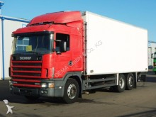 camion Scania 124 L 400* CR-19* Retarder* Chereau* Tüv* Lift*