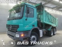 camión Mercedes Actros 3336 K 6X4 Big-Axle Steelsuspension 3-Ped