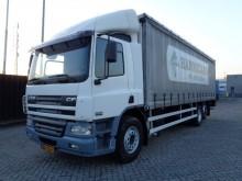 camión DAF CF75.250, Euro 3, 6x2, Manual, Airco, NL truck,