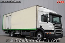camion fourgon Scania