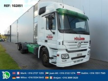 camion Mercedes ACTROS 2548 6X2 CHASSIS F04
