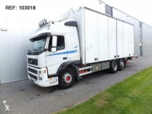 camion Volvo FM440 BOX SIDE DOORS GLOBETROTTER EURO 5