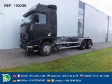 camión Volvo FH12.420 HOOK MANUAL FULL STEEL