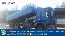 camion Mercedes ACTROS 2540 - SOON EXPECTED - 6X2 DUMPER FULL STEEL