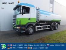 camion Scania 144.460 TANK