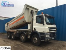 camión DAF 85 CF 430 8x4, Manual, airco, Steel suspension,
