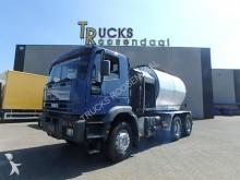 camion Iveco 260E30 + Bitume + 6x4 steel + MANUAL + pump
