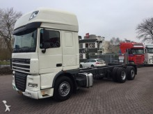 camión DAF XF 105 460 manual retarder