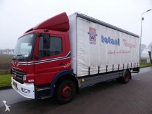 camion Mercedes Atego 1218 EURO 4 MANUAL