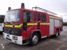 camión bomberos Volvo