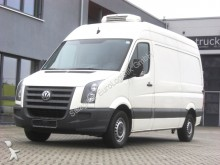 camión Volkswagen Crafter 35 / Kühlausbau / Thermoking / AT-Motor