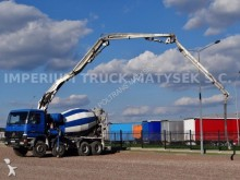 camión Mercedes ACTROS 3241 / / POMPOGRUSZKA