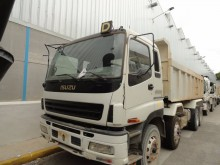 camion Isuzu CYH51S 8x4 4 unidades