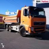 camion Volvo TRIDEM BENNE RONDE