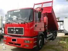 camion MAN 26.400 VENDUTO