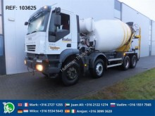 camion Iveco TRAKKER 380 FULL STEEL HUB REDUCTION EURO 3