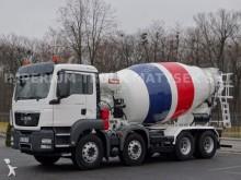 camión MAN TGS 32.360 / / BETONOMIESZARKA 9M3 / BARYVAL