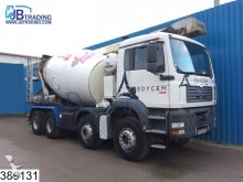 camion MAN TGA 35 360 8x4, Theam TS.15, 15 MTR, 13 Tons axl