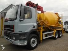 camion DAF CF85.330 ATI 6X4+ GS system Cement + pomp + manu