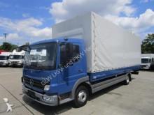 camion plateau ridelles Mercedes