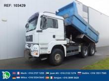 camion MAN TGA26.480 DUMPER FULL STEEL MANUAL EURO 4