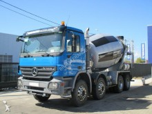 camion Mercedes Actros 3241 MIXER STETTER 9M³