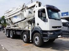 camion Renault Kerax 385 8x4 + Pomp SERMAC 28m