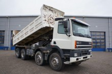 camion DAF 85-430 8x4 full steel suspension Euro 2