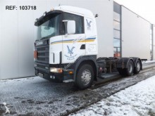 camion Scania R124.420- SOON EXPECTED - SLEEPCABINE