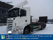 camion Scania G420 - SOON EXPECTED -6X2 SLEEPCABINE EURO 4