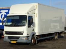 camión remolque para caballos DAF