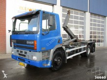 camion DAF 85 FAS CF 340 Manual