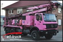 Mercedes 2631 SK 6x6, Bohrgerät, Drilling Rig, 28 tkm !!