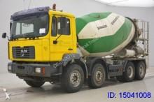 camión MAN 37.314 - 8X4