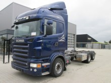 camion Scania R500LB6X2*4 mnb MANUAL GEAR RETARDER
