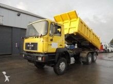 camion MAN 33.403 (BIG AXLE / STEEL SUSP. / 6X6)