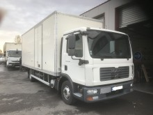 camion fourgon polyfond MAN