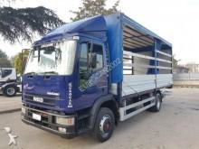 camion Iveco Eurocargo 120E18 CENTINATO + PEDANA MT 6.20 VENDUTO