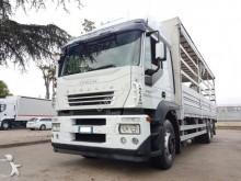 camion Iveco Stralis 350 CENTINATO-PEDANA MT 8.60