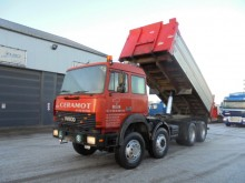 camion Iveco Magirus 320 - 32 (BIG AXLE / FULL Steel