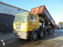 camion MAN 35.414 (BIG AXLE / STEEL SUSPENSION