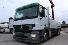 camión Mercedes Actros 2536